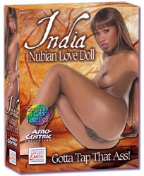"California Exotics Кукла ""india"""