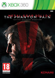 Konami Metal Gear Solid V The Phantom Pain (Xbox 360)
