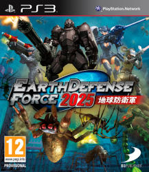 D3 Publisher Earth Defense Force 2025 (PS3)