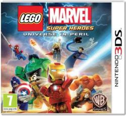 Warner Bros. Interactive LEGO Marvel Super Heroes (3DS)
