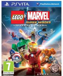 Warner Bros. Interactive LEGO Marvel Super Heroes (PS Vita)