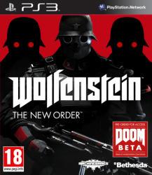 Bethesda Wolfenstein The New Order (PS3)