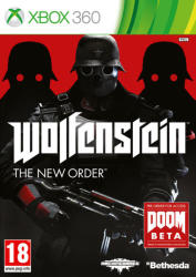 Bethesda Wolfenstein The New Order (Xbox 360)