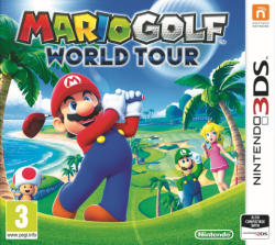 Nintendo Mario Golf World Tour (3DS)