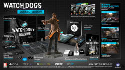 Ubisoft Watch Dogs [Dedsec Edition] (PC)