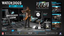 Ubisoft Watch Dogs [Dedsec Edition] (PC)