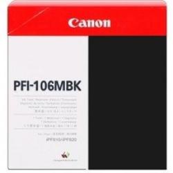 Canon PFI-106MBK Matt Black 6620B001