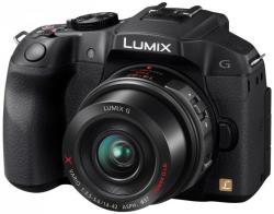 Panasonic Lumix DMC-G6X + 14-42mm POWER OIS