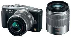 Panasonic Lumix DMC-GF6W + 14-42mm + 45-150mm