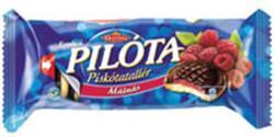 Győri Pilóta Piskótatallér 147 g málna