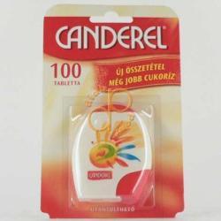 Canderel Édesitő Tabletta 100db