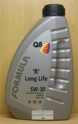 Q8 Formula R Long Life 5W30 1L