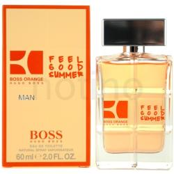 HUGO BOSS BOSS Orange Man Feel Good Summer EDT 60ml