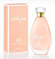 Sergio Tacchini With You EDT 30ml