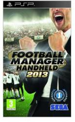 SEGA Football Manager 2013 (PSP)