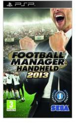 SEGA Football Manager 2013 (PSP)