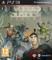 Warner Bros. Interactive Young Justice Legacy (PS3)