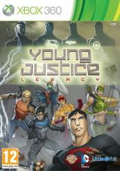 Warner Bros. Interactive Young Justice Legacy (Xbox 360)