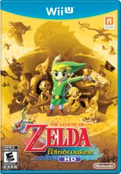 Nintendo The Legend of Zelda The Wind Waker HD (Wii U)