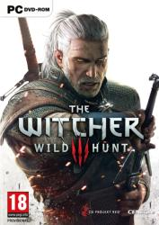 CD Projekt RED The Witcher III Wild Hunt (PC)
