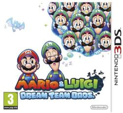 Nintendo Mario & Luigi Dream Team Bros. (3DS)