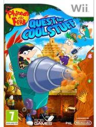 Disney Phineas and Ferb Quest for Cool Stuff (Wii)