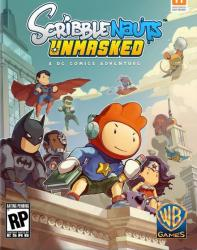 Warner Bros. Interactive Scribblenauts Unmasked A DC Comics Adventure (PC)