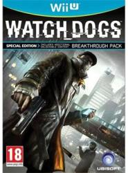 Ubisoft Watch Dogs [Special Edition] (Wii U)