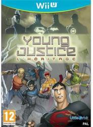 Warner Bros. Interactive Young Justice Legacy (WII U)
