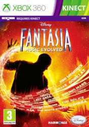 Microsoft Disney Fantasia Music Evolved (Xbox 360)