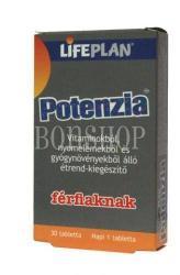 Lifeplan Potenzia tabletta 30db