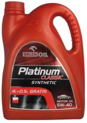 Orlen Platinum Classic Synthetic 5W-40 4.5L