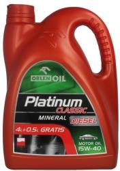 Orlen Platinum Classic Diesel Mineral 15W-40 4.5L