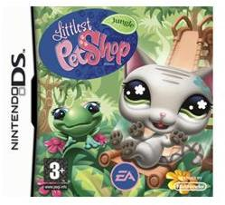 Electronic Arts Littlest Pet Shop Jungle (Nintendo DS)