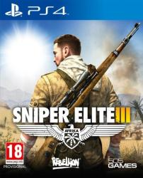 505 Games Sniper Elite III (PS4)