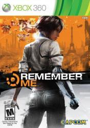 Capcom Remember Me (Xbox 360)