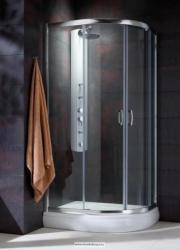 Radaway Premium Plus E1900 90x80x190 cm íves (30492-01)