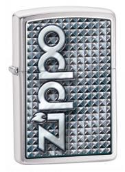 Zippo Brushed Chrome 28280