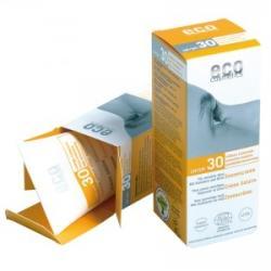 Eco Cosmetics Organikus napkrém homoktövis és olívaolajjal SPF 30 - 75ml