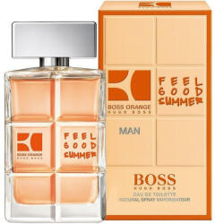 HUGO BOSS BOSS Orange Man Feel Good Summer EDT 40ml