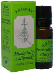 Aromax Muskotályzsályaolaj 10ml