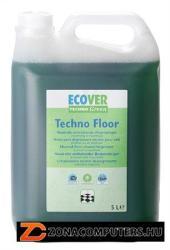 Ecover Techno Foor Padlótisztító koncentrátum 5 l