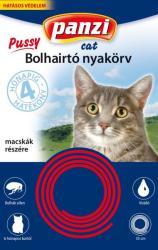 Panzi Pussy bolhaírtó nyakörv macskának 35cm