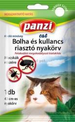 Panzi Bolha és kullancsirtó nyakörv macskáknak 43cm