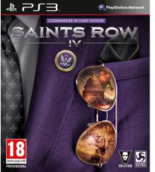 Deep Silver Saints Row IV [Commander in Chief Edition] (PS3)