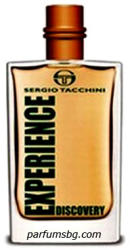 Sergio Tacchini Experience Discovery EDT EDT 100ml Tester