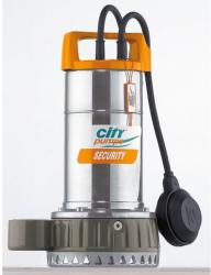 City Pumps Security 30m