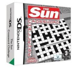 Namco Bandai Sun Crossword Challenge (Nintendo DS)