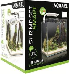AQUAEL SHRIMP SET SMART 20 (20L/25x25x30cm)