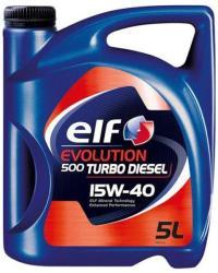 Elf Turbo Diesel 15W40 5L